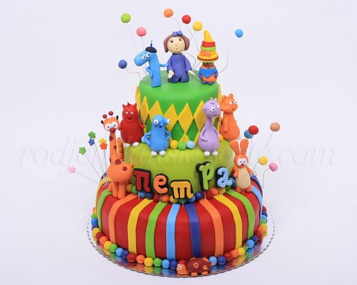 Baby TV torta za Petru