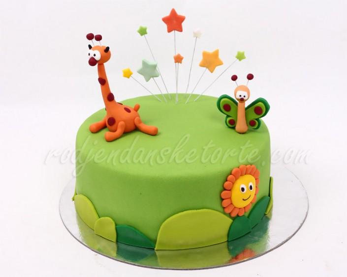 Baby Tv torta