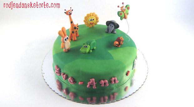 torta baby tv junaci