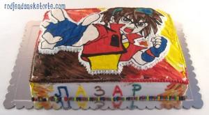torta bakugan