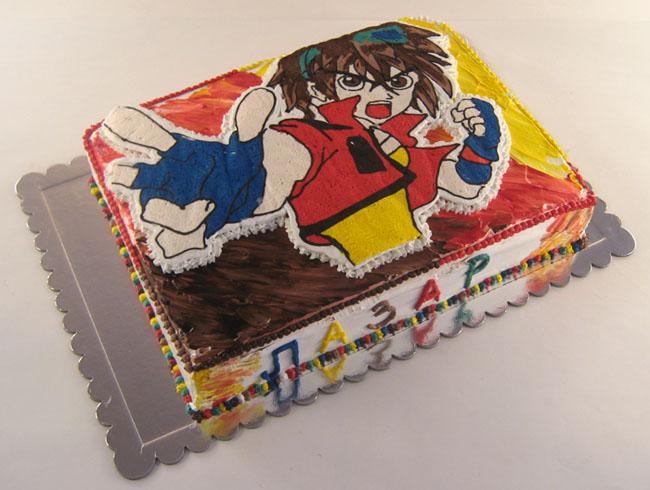 torta bakugan den