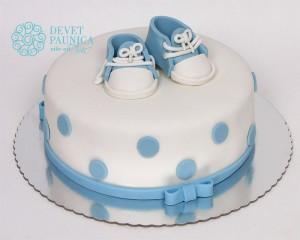 Torta bebine cipelice
