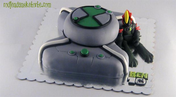 torta ben 10 Omnitriks