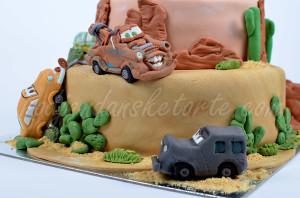 Torta Cars Mejter i drugari