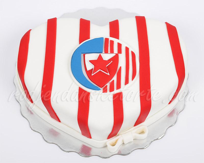 torta-crvena-zvezda-srce