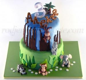 torta-dzungla-za-aleksin-rodjendan