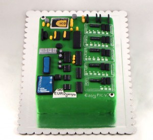 torta elektronska stampana ploca