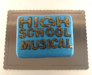 torta fanova high school musical