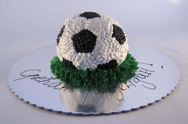 torta fudbalska lopta