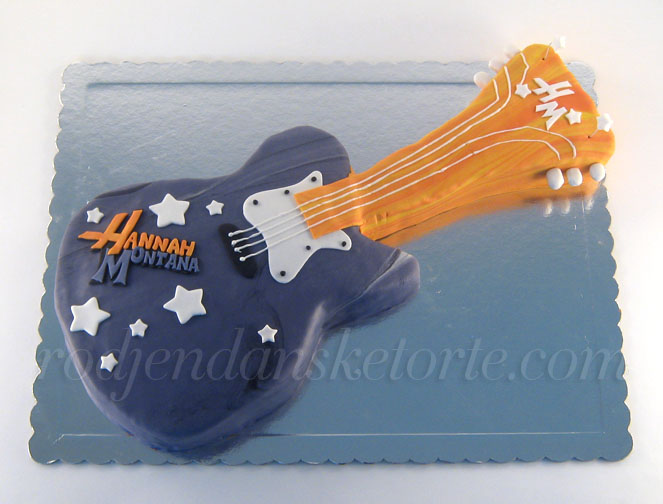 torta gitara hana montana