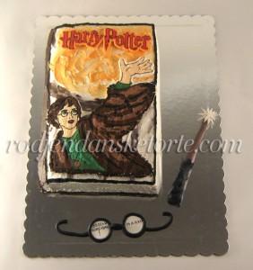 torta hari poter