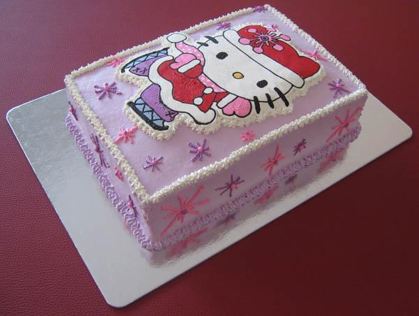 torta hello kiti