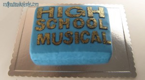 torta high school musical