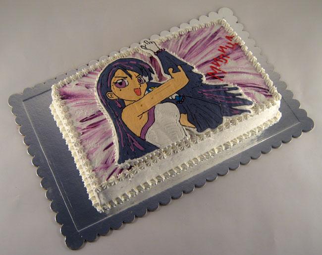 torta karen princeze sirene