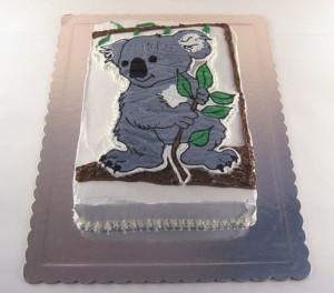 torta koala sa grancicom