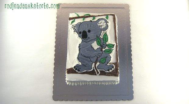 torta koala