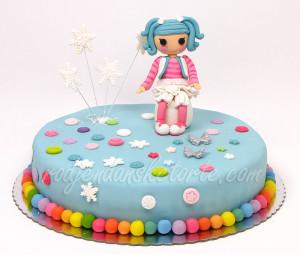 Torta Lalaloopsy Mittens