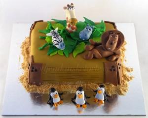 torta Madagaskar