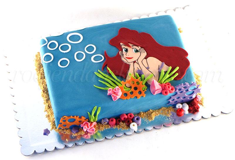 torta-mala-sirena-sa-koralima