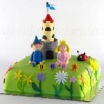 torta-malo-kraljevstvo-zamak