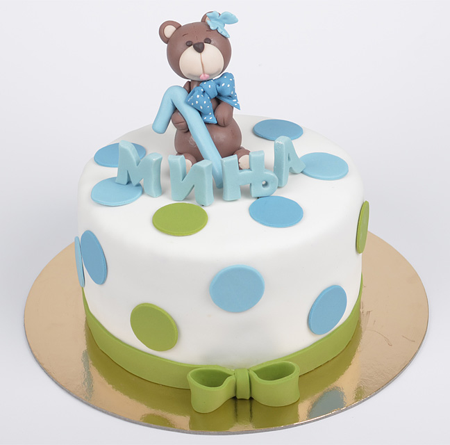 torta-meda-sa-masnicom-za-1-rodjendan