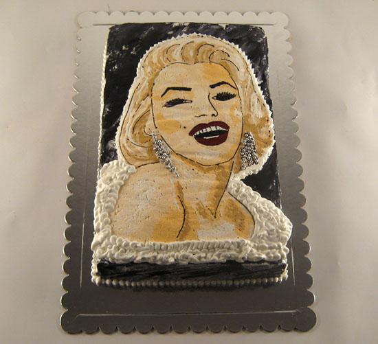 torta merilin monro