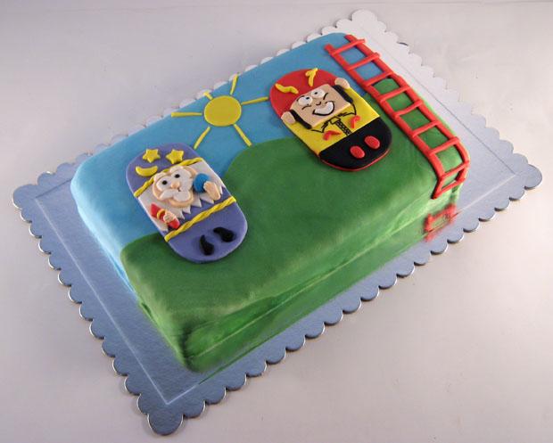 torta mighty beanz