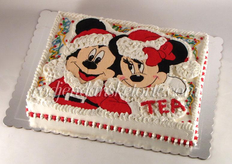 torta-miki-i-mini-u-odelu-deda-mraza