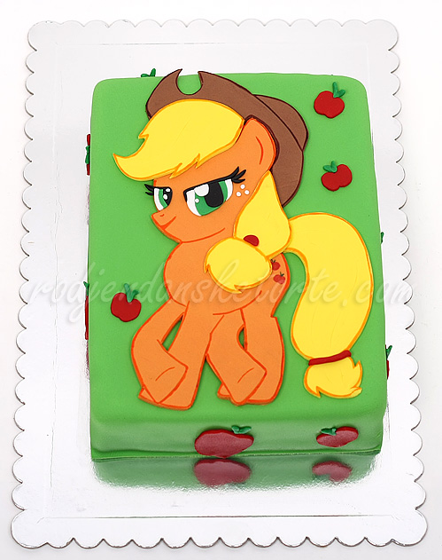 torta-moj-mali-poni-jabuklina