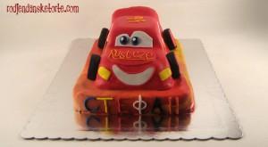 torta munja cars na sprat