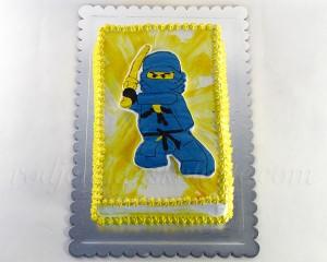 Torta Ninjago sa šlagom