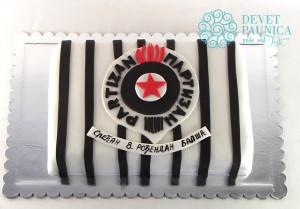 FK Partizan - grb