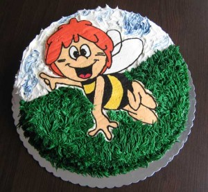 torta pcelica maja