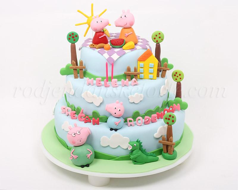torta-pepa-prase-i-dzordz-na-pikniku-sa-roditeljima