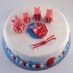 torta pepa prasici zvezdasi na okupu