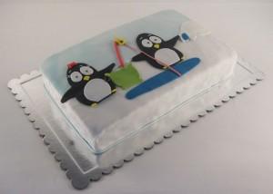 torta pingvini