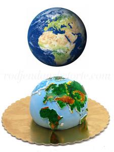 Zemlja iz sladokusne perspektive...