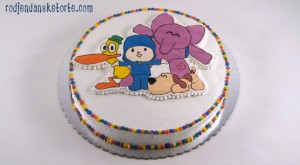 torta poco yo i njegova druzina