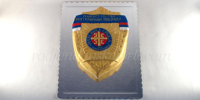 torta-policijska-znacka