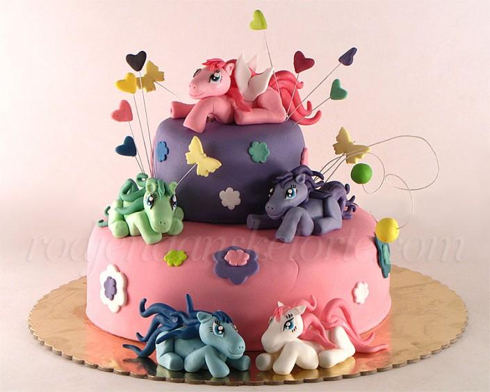 torta-poni-figurice