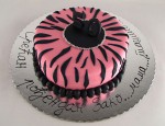 torta povodom proslave pedesetog rodjendana