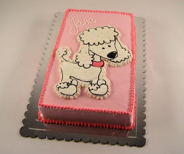 torta pudlica za janu