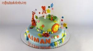 torta sa baby tv junacima za aimana