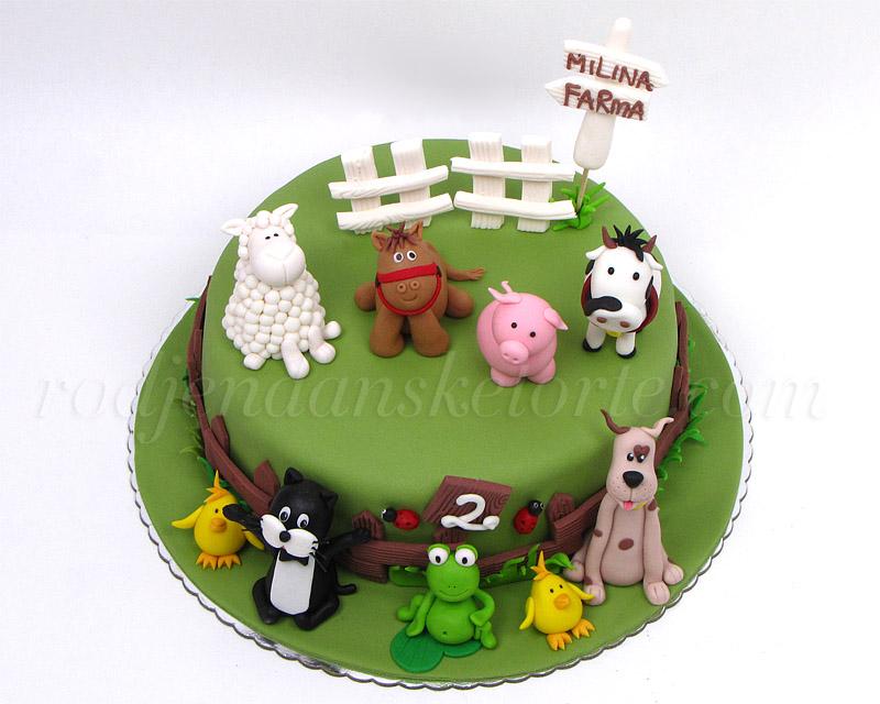 torta-sa-domacim-zivotinjama-milina-farma