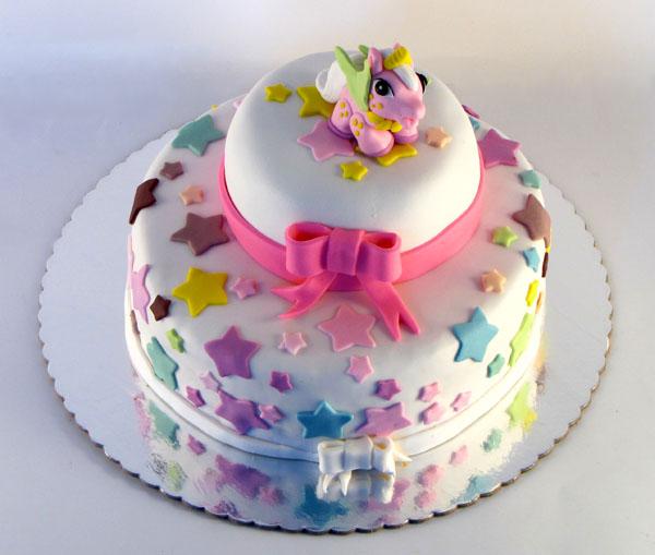 torta sa figuricom jednoroga