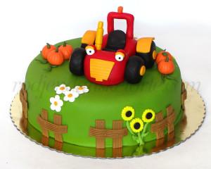 I danas postoje deca koje vole traktore, ali ne bilo kakve.