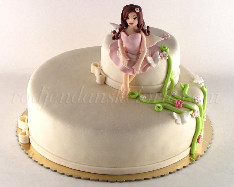 torta sa figuricom vile