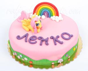 Nežni konjići postali su zaštitni znak devojčica na dečijim tortama...