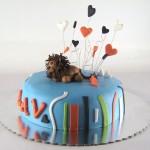 torta sa lavom za lava