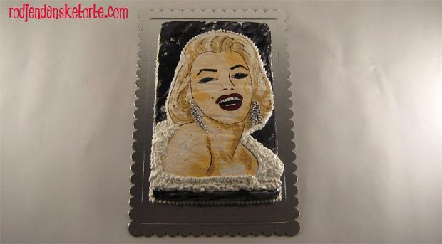 torta sa likom merilin monro